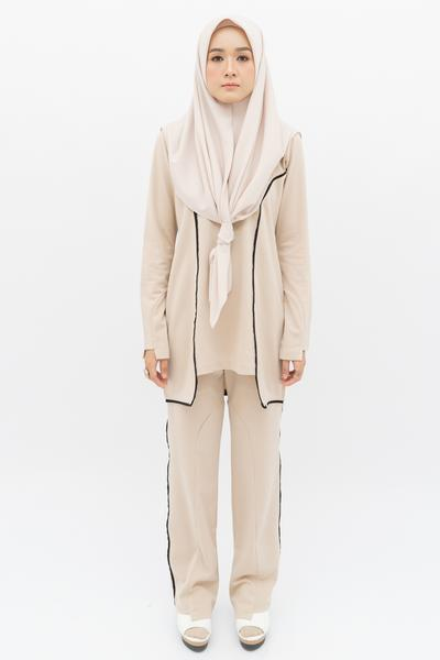 LENGKUNG SUIT in BelliboneBeige 2