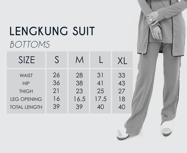 LENGKUNG SUIT in BelliboneBeige 8