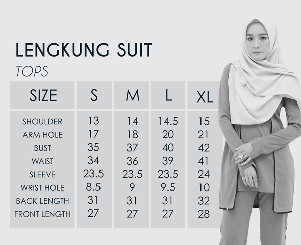 LENGKUNG SUIT in GraceGold 6
