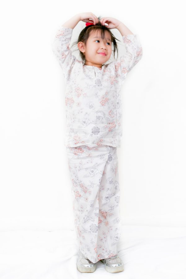 KURONG RAYA E. (cotton) in Marigold 3