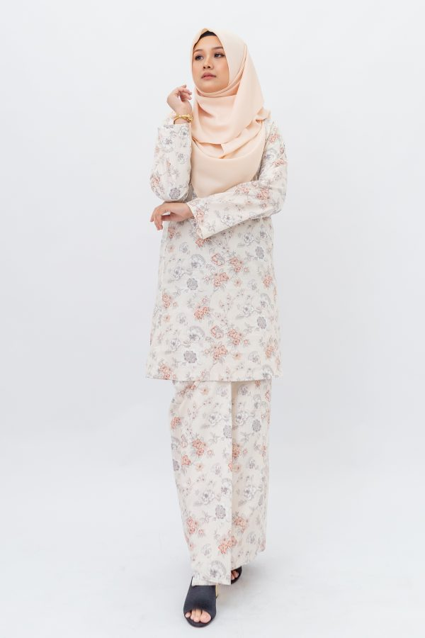 KURONG RAYA O. (cotton) in Marigold 1