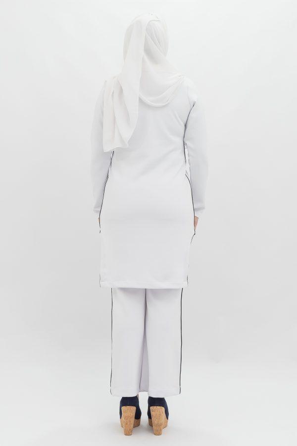 KUBAH in White 4